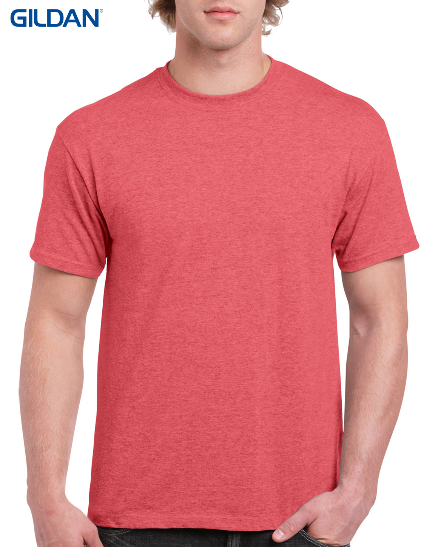 T shirts gildan mens 180gm 100 cotton cn t shirt g5000 for Order custom t shirts canada