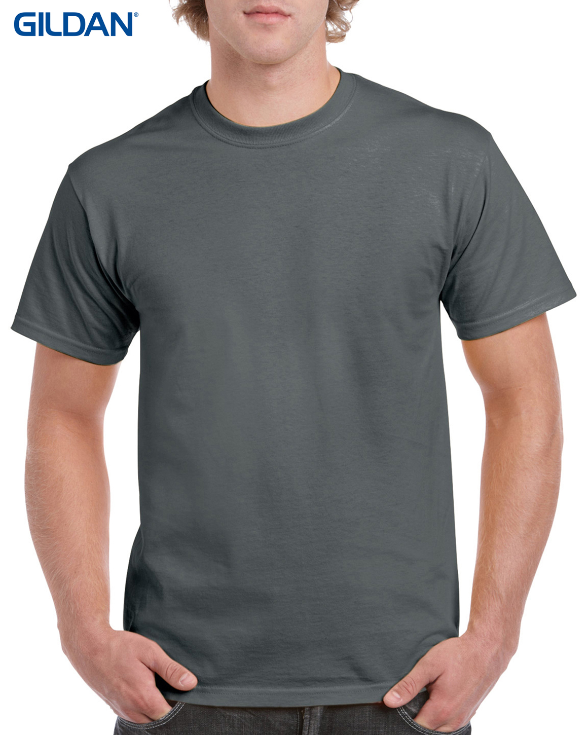 T shirts gildan mens 180gm 100 cotton cn t shirt g5000 for Gildan t shirts online