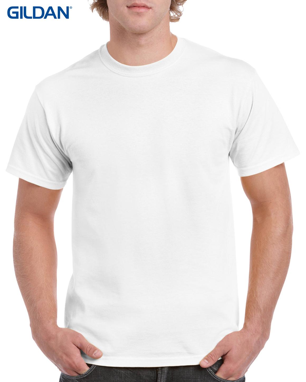 T Shirts : GILDAN MENS MIDWEIGHT 180GM 100% COTTON CN T-SHIR