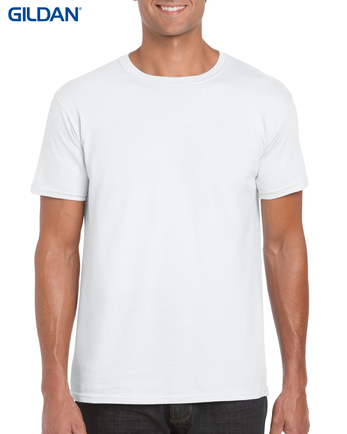 50fceefb T Shirts : GILDAN MENS LIGHTWEIGHT 150GM 100% COTTON CN T-SHIRT G6400